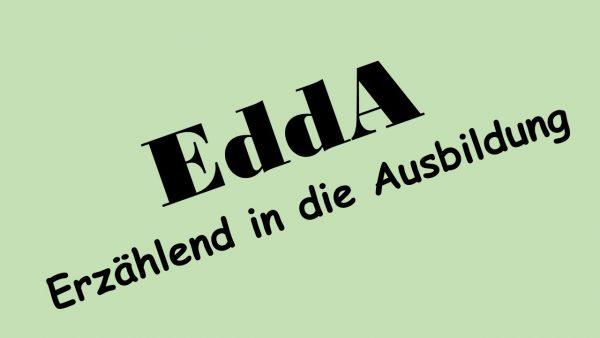 """Projekt """"EddA – Erzählend in die Ausbildung"""" geht an den Start"""