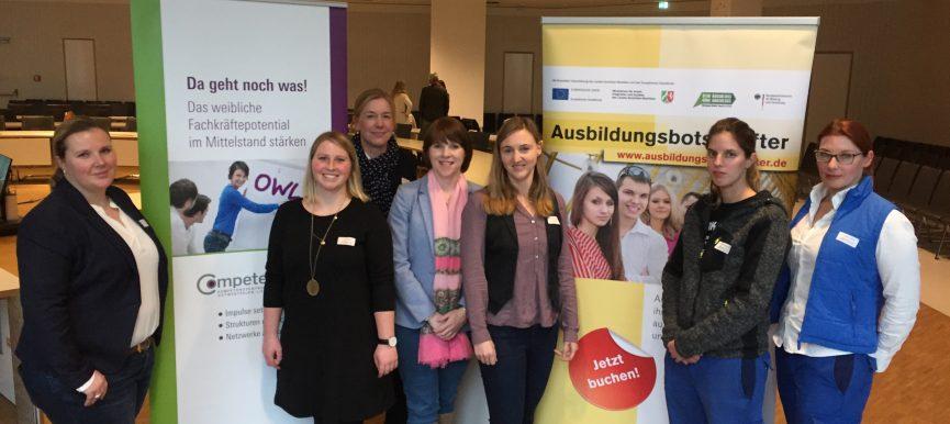 Junge Köpfe – Starke Fachkräfte: Weibliche Nachwuchskräfte für MINT- Berufe gewinnen und halten