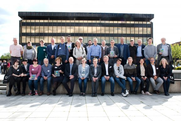 SIEGEL-Verleihung 2019 im Heinz Nixdorf MuseumsForum in Paderborn