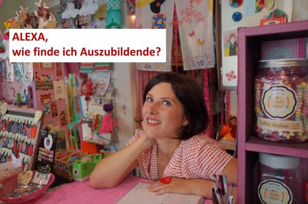 """Informationsveranstaltung für Unternehmen am 7.11.2019 - """"ALEXA, wie finde ich Auszubildende?"""""""