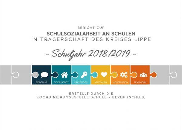 Bericht zur Schulsozialarbeit an Schulen für 2018/2019 erschienen