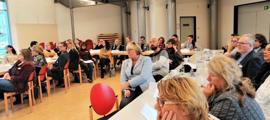 2. Netzwerktreffen mit lippischen Akteuren im Übergang Schule-Beruf
