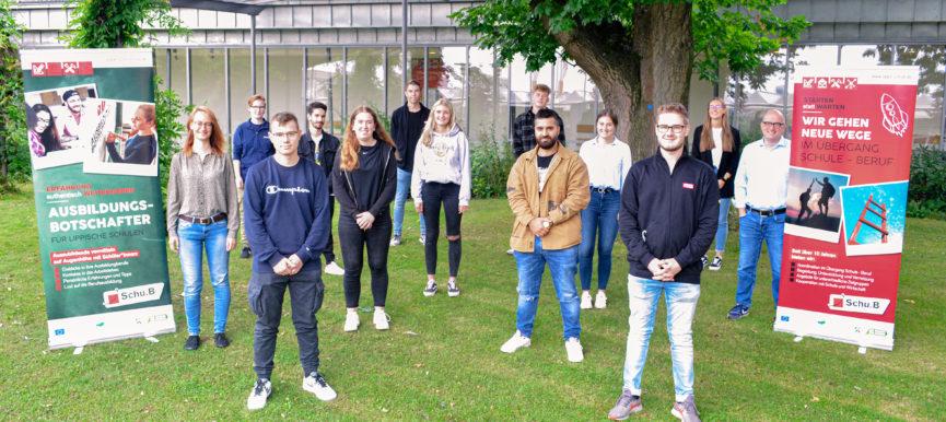 Erfolgreiche Schulungen zum Ausbildungsbotschafter in Lippe